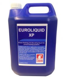 EL.XP Power flushing and descaling liquid for central heating systems compatible with FX2 5Lt